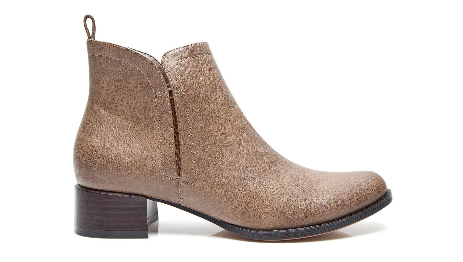 KUSTOM SHOES SELINA BOOT / TAUPE